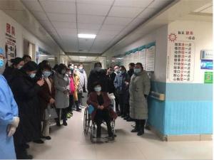 无棣县人民医院神经内一科举行新冠疫情应急演练
